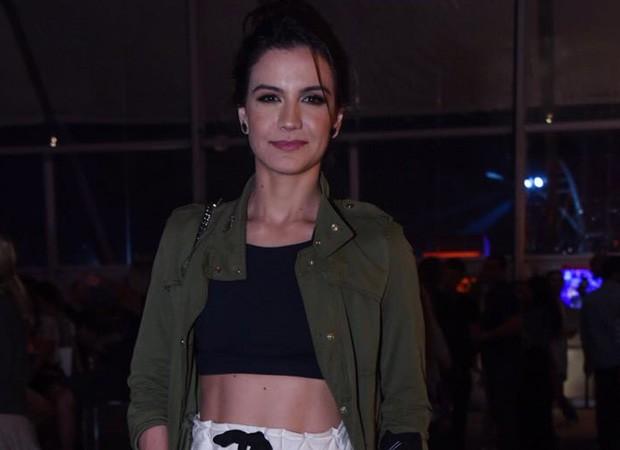 Kyra Gracie (Foto: Renato Wrobel/Ed. Globo)