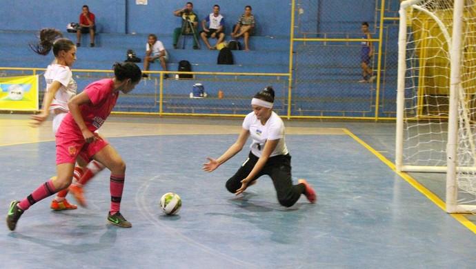 Copa Porto Velho de Futsal (Foto: Juliana Oliveira/ Semes/ Divulgação)