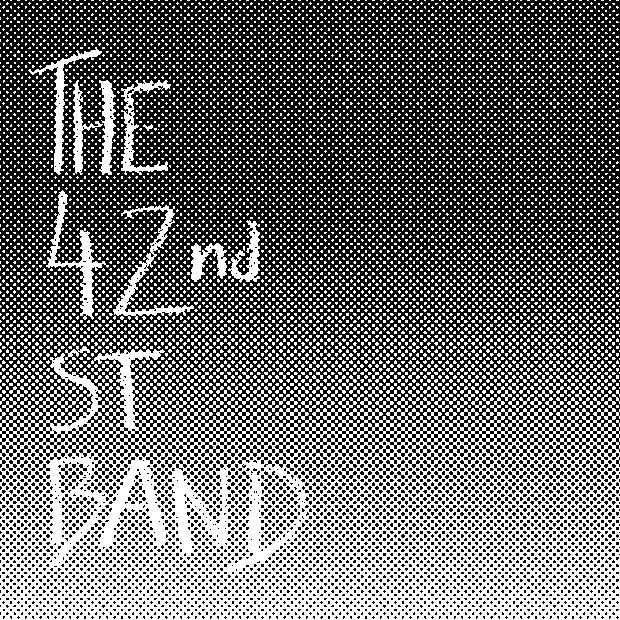 Capa de trabalho fictício da 42nd St. Band, banda imaginária criada por Renato Russo (Foto: Divulgação/Companhia das Letras)