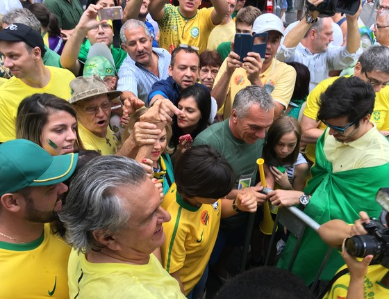 Ronaldo Caiado. (Foto: Vinicius Gorczeski/ Epoca)