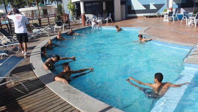 Joinville piscina (Foto: José Carlos Fornér/JEC)
