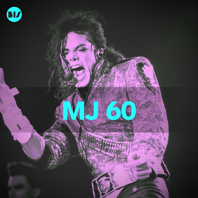 Confira a playlist 'MJ60' com sucessos de Michael Jackson no Spotify do BIS (Foto: Bis)
