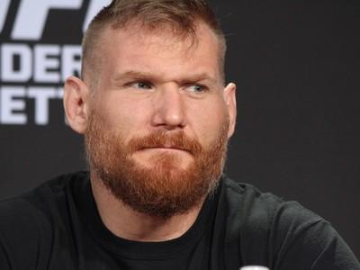 UFC Josh Barnett (Foto: Evelyn Rodrigues)