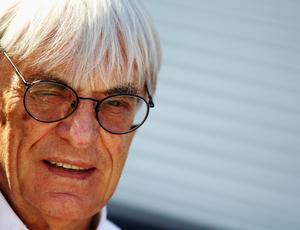 Bernie Ecclestone - dono dos direitos comerciais da Fórmula 1 (Foto: Getty Images)