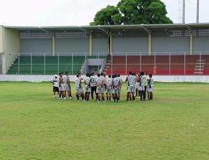 Botafogo-PB (treino) (Foto: João Neto)