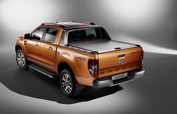 Ford Ranger Wildtrak (Foto: Ford)
