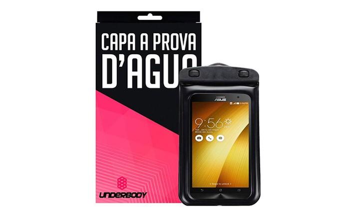 Capa à prova dágua para Zenfone 2 (Foto: Divulgação/Underbody)