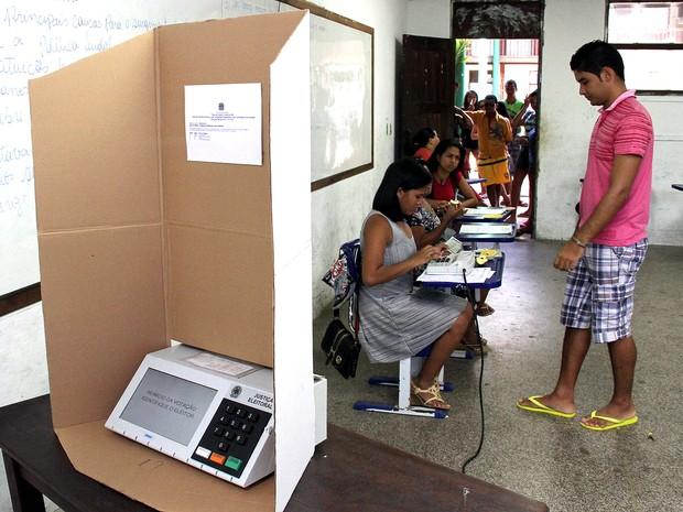 Eleições municipais ocorrem no domingo, 2 de outubro (Foto: Biaman Prado/O Estado/Arquivo)