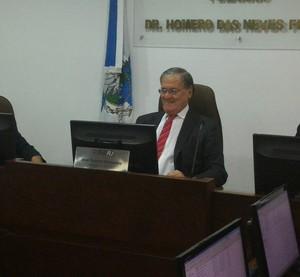Julgamento CND Botafogo no TJD-RJ (Foto: Vicente Seda)