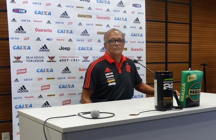 Jayme de Almeida Flamengo x Náutico (Foto: Fred Gomes)