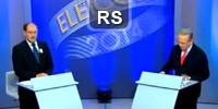Rio Grande do Sul - debate (Foto: Arte/G1)