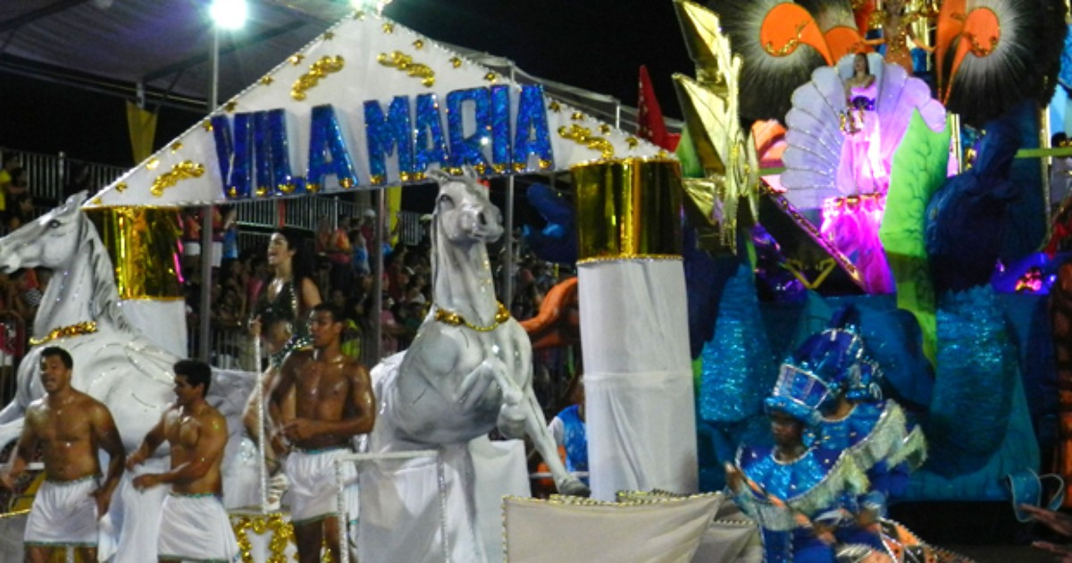 Escolas de samba de Pres. Epitácio estão 'decepcionadas' com ... - Globo.com