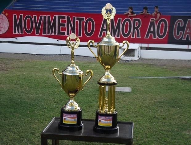 Taça do Paraibano 2012 (Foto: Silas Batista)