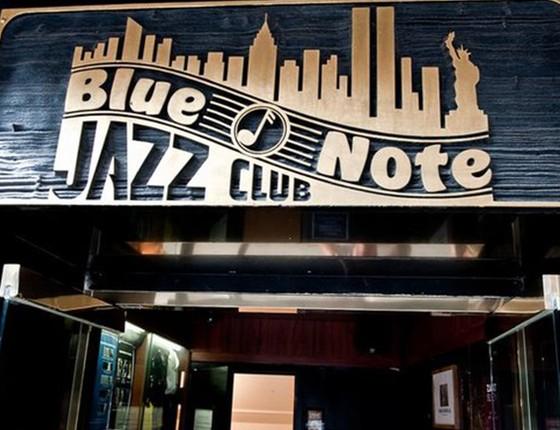 A matriz do Blue Note, em Nova York, é considerada uma das casas de jazz mais importantes do mundo (Foto: Divulgação)