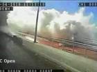 Imagens de queda da ciclovia deixa delegado com dúvidas sobre vítimas
