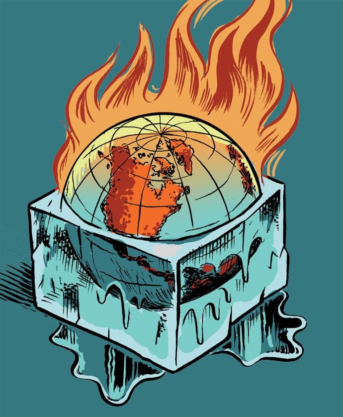 Marcelo Gleiser discute o aumento das temperaturas e a visão das mudanças climáticas na ciência