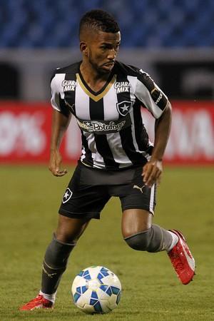 Cidinho, Botafogo x Capivariano (Foto: Vitor Silva / SSPress)