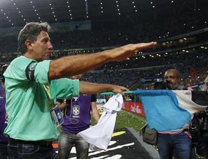 BLOG: Renato Merece a Estátua