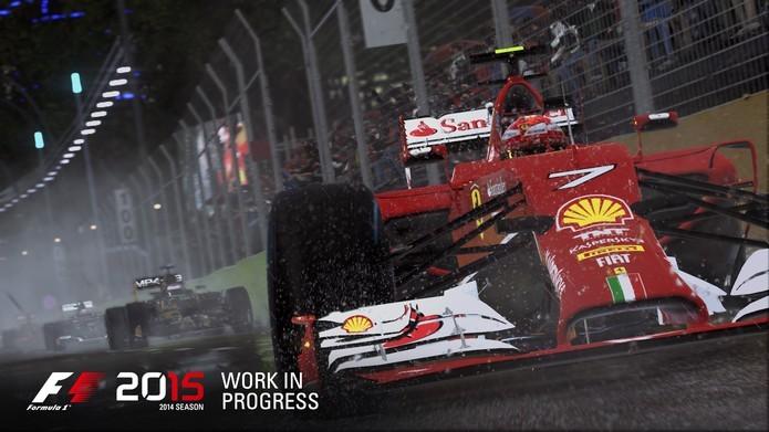 F1 2015 e Onechanbara estão entre os melhores lançamentos da semana F1_2015_announce_screen_5