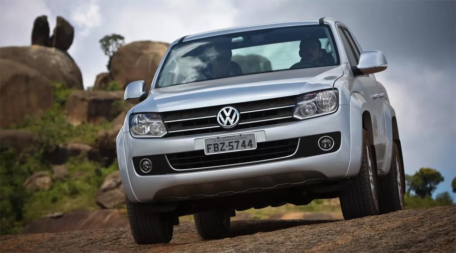 Volkswagen Amarok (Foto: Reprodução)