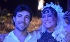 Susana Vieira compara festival ao carnaval (Marina Souza/G1 AM)