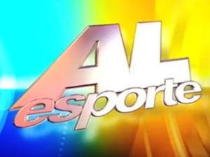 AL Esporte  (Foto: Reprodução/ TV Gazeta)