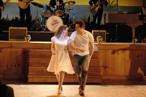 Cena de Dirty Dancing (Foto: Divulgação)