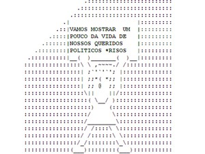 Página conclama internautas a ir às ruas protestar (Foto: Reprodução)