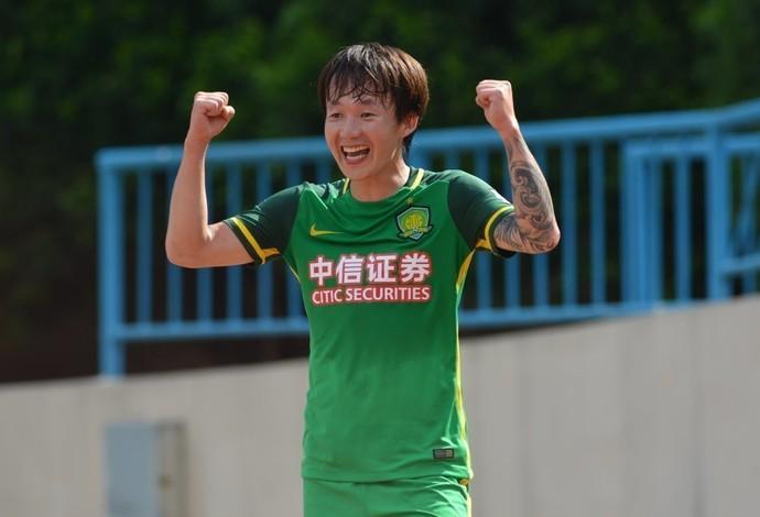Piao Cheng Beijing Guoan (Foto: Reprodução/Sina.com)