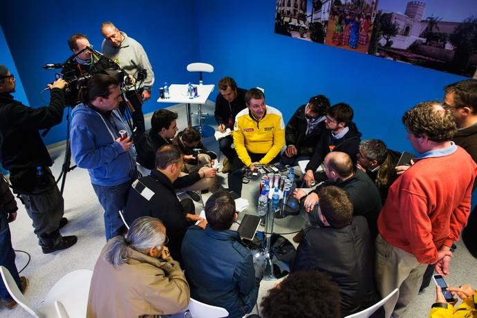 Rob White, da Renault, prevê fim de semana angustiante no GP da Austrália (Foto: Getty Images)