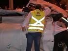 Morre terceira vítima do acidente no trevo da BR-153 em José Bonifácio