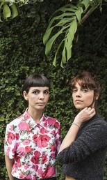 Letícia Persiles e Mãeana