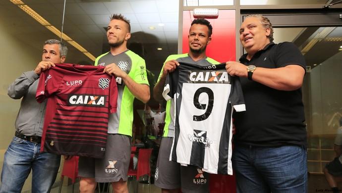 Luis Carlos Bill Figueirense (Foto: Luiz Henrique/Figueirense FC)