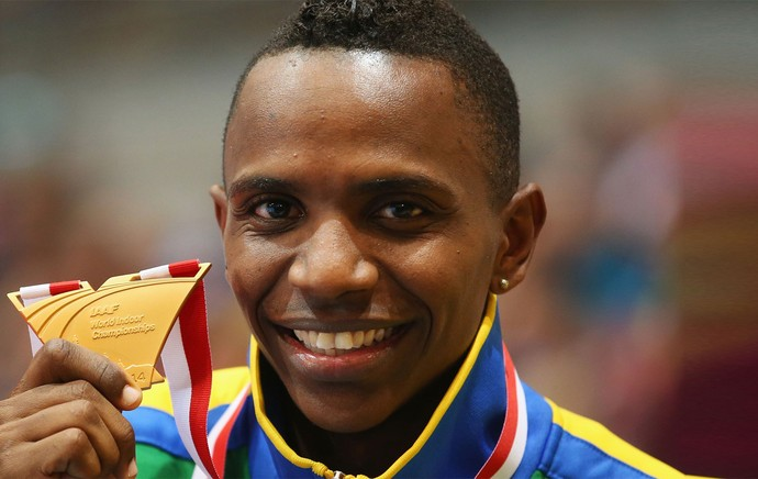 duda atletismo mundial polonia (Foto: Getty Images)