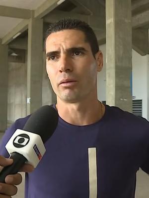 Ferreira, meia do Sport Boys (Foto: Reprodução SporTV)