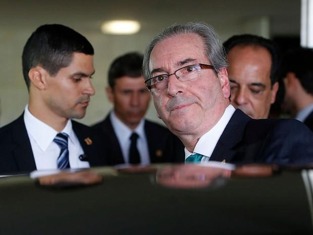 Para Suíça, processo contra Eduardo Cunha é um 'marco'