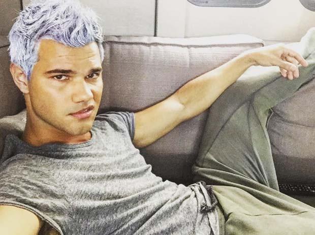 Taylor Lautner (Foto: Instagram / Reprodução)
