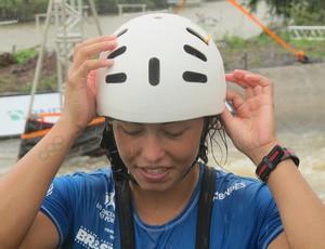 Ana Satila, canoagem, mundial sub-23 (Foto: Thales Soares)