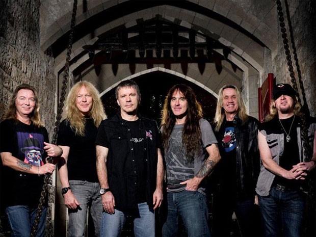 Iron Maiden (Foto: Divulgação)