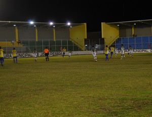 Lucena x Leonel, Estádio da Graça (Foto: Hévilla Wanderley / GloboEsporte.com/pb)