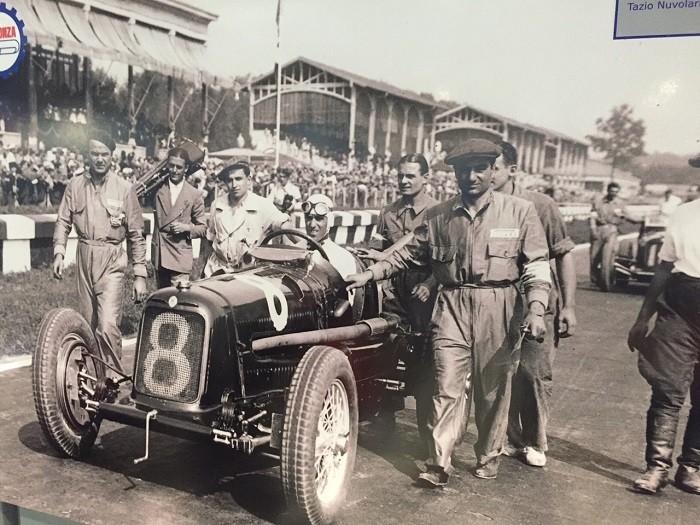 Monza - década de 50