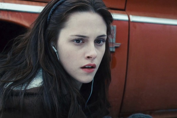 Kirsten Stewart como Bela Swan (Foto: Reprodução)