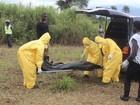 Número de mortos por ebola chega a 4.877, segundo balanço da OMS