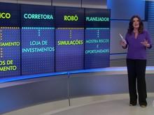 Veja  quais são as funções de um planejador financeiro (Reprodução/TV Globo)