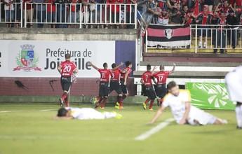 Seleção da rodada #12: Joinville bate o Tigre, mantém a ponta e domina lista