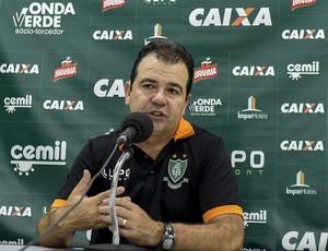 Enderson Moreira; América-MG (Foto: Divulgação/AFC)