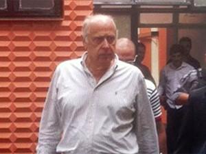 Ex-deputado Romeu Queiroz, condenado no processo do mensalão. (Foto: Pedro Triginelli/G1)