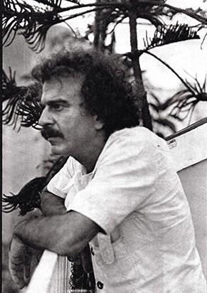 O ator começou a atuar na televisão na década de 60 (Foto: CEDOC TV Globo)