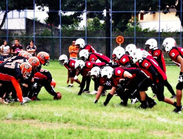 Vila Velha Tritões x Vitória Antares (Foto: Milena Scabello/Vitória Antares)