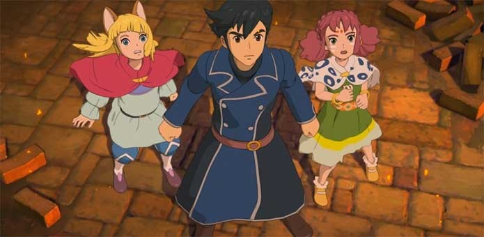 Ni No Kuni 2 é exclusivo do PS4 (Foto: Divulgação/Bandai Namco)